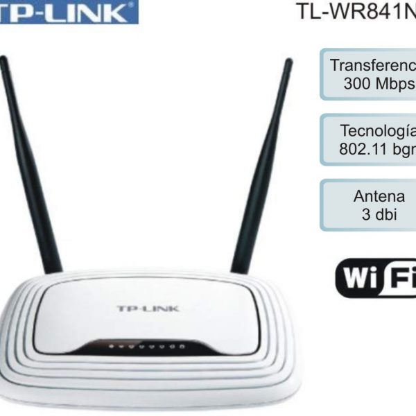 300Mbps Wireless N Router-TL-WR841ND \u2013 DreamITs